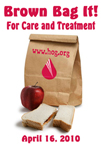 brown bag it for care and treatment