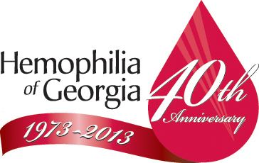 HoG 40th anniversary logo