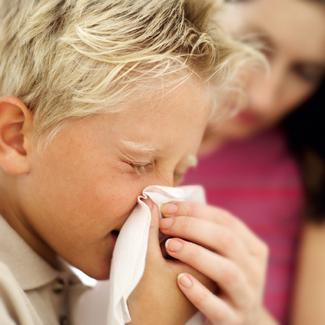 sangrado nariz y boca en niños