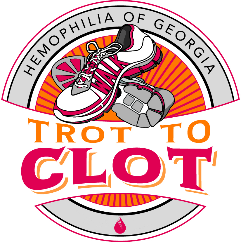 2017 Trot to Clot Walk - logo