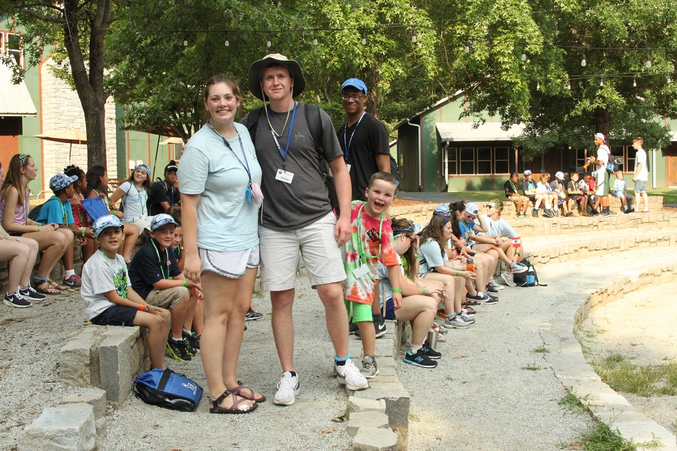 Volunteer for Camp Wannaklot
