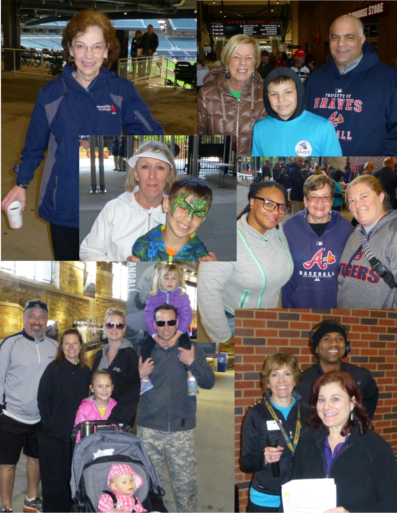 TTC Event Collage Photos
