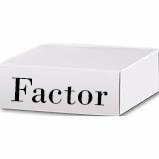 Generic Box of Factor