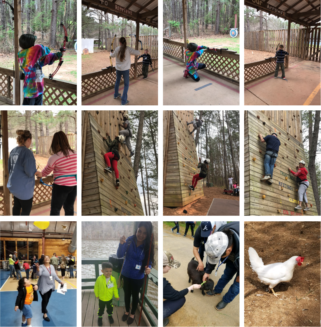 Family Camp Collage 5