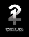 Twenty One Tequila Logo