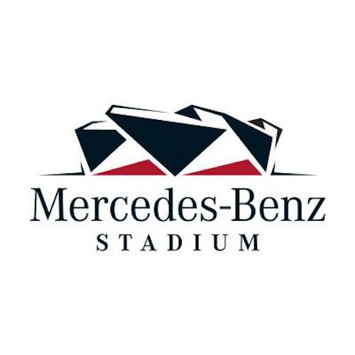 Mercedes Benz Stadium Logo