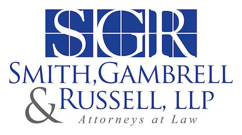 Smith Gambrell & Russell Logo