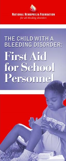 First Aid for School Personnel