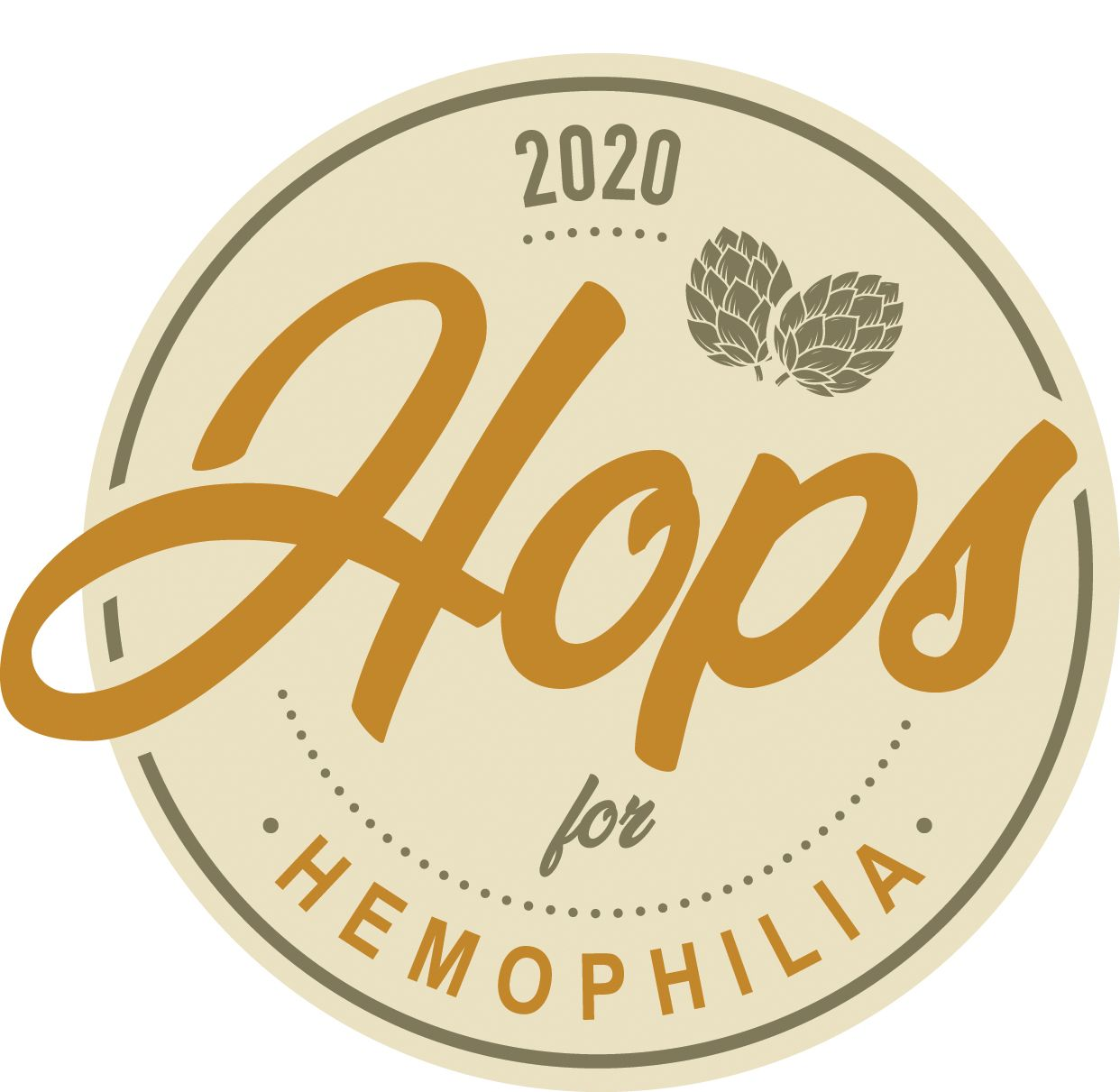 Hops for Hemophilia Logo 2020