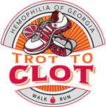 Trot to Clot logo 152 px 2012