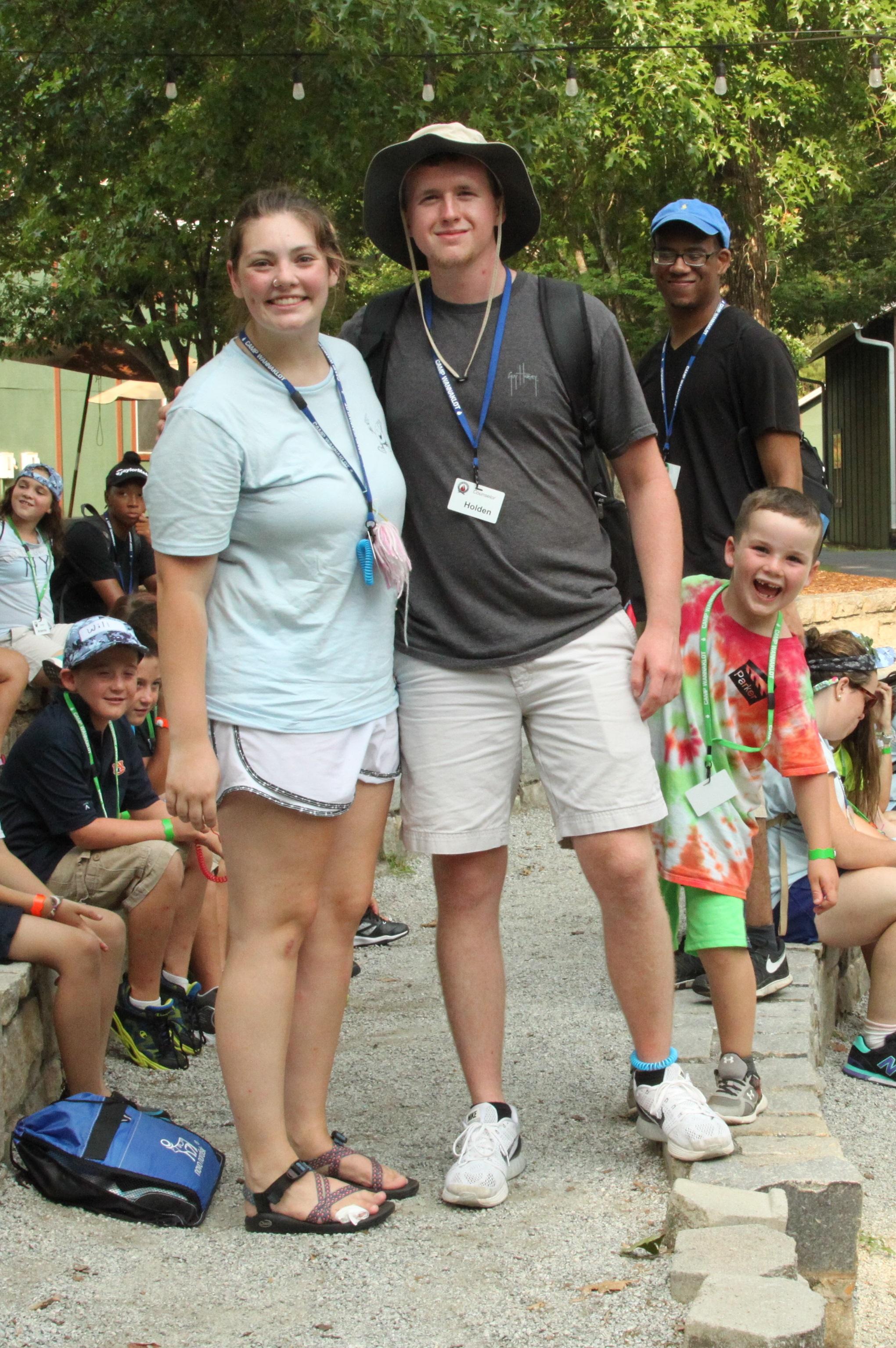 Volunteer for Camp Wannaklot4