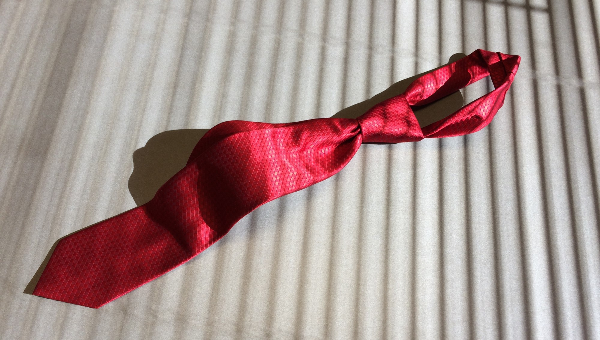HoG Takes the National Hemophilia Foundation Red Tie Challenge