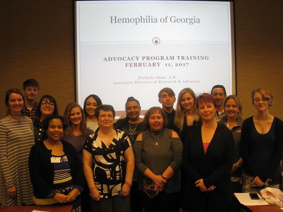 HoG Launches New Bleeding Disorder Advocates Program