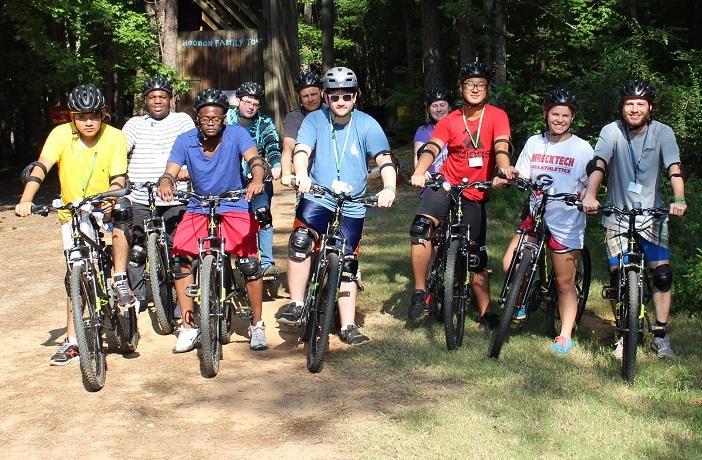 Ride for Team Camp Wannaklot
