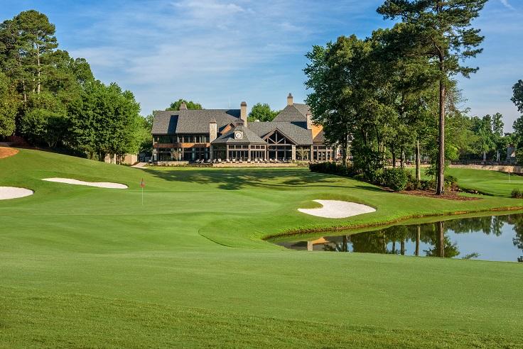 The Golf Club of Georgia and Hit Em for Hemophilia Golf Tournament
