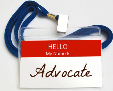 Advocate Badge
