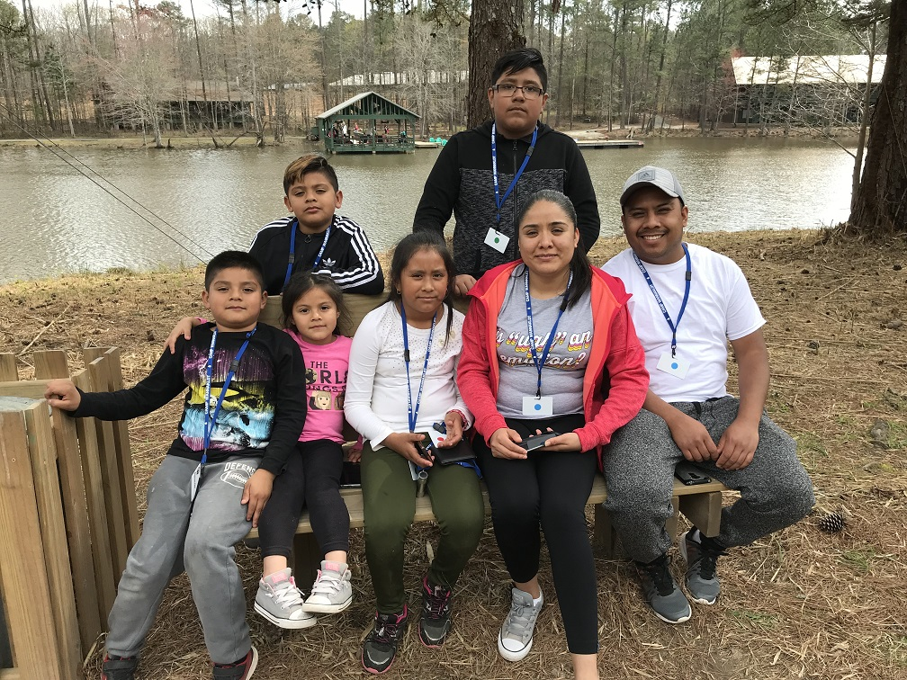 Spring 2018 Family Camp