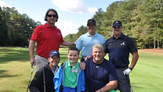 HitEm For Hemophilia Golf Tournament Photo