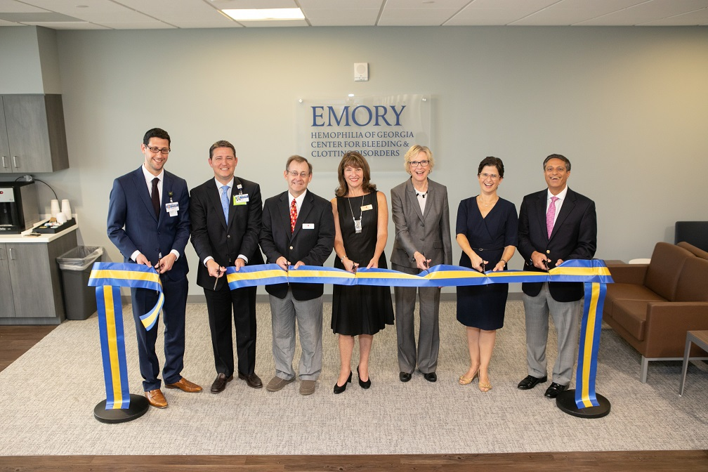 Emory Adult Clinic Grand Opening Ribbon-Cutting Ceremony