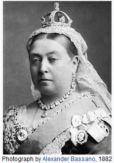 Queen Victoria photo