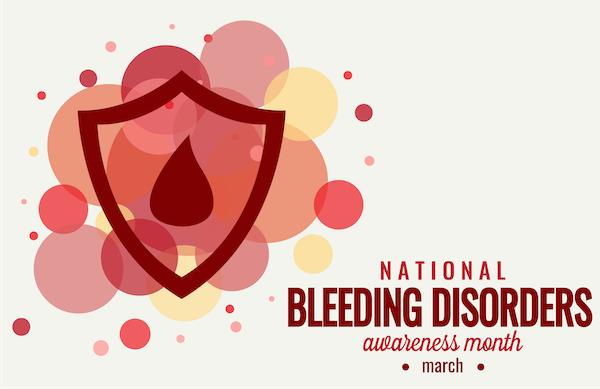 bleeding disorder month