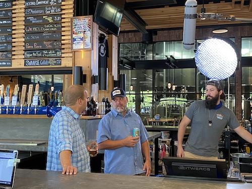 Hops for Hemophilia brewery