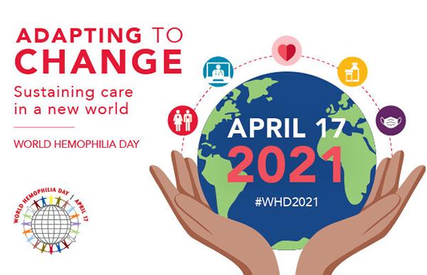 World Hemophilia Day Get Involved