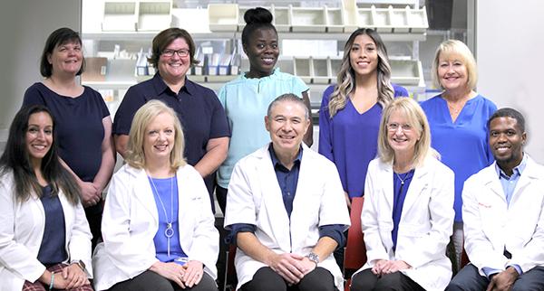 2021 pharmacy team